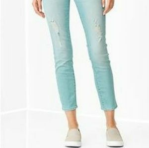 Gap 1969 Colored Always Skinny Cropped Jeans